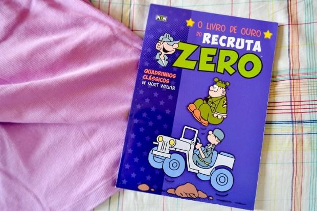 O Livro de Ouro do Recruta Zero 4 _ Foto Debb Cabral_ Blog GatoQueFlutua