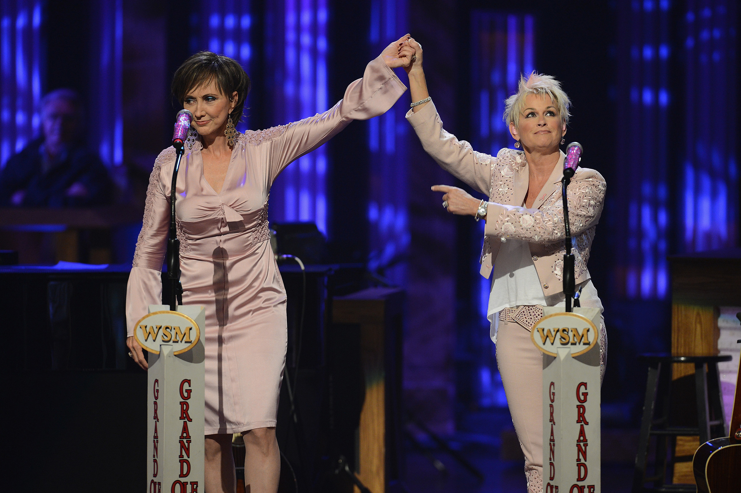 Pam Tillis And Lorrie Morgan Coming To Lake Charles In