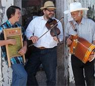 Joe Sands Fontenot Cajun Creole Band