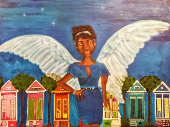Shotgun Angel's Sister