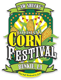 Join us as we partner with the Bunkie Corn Festival the weekend of June 10th!