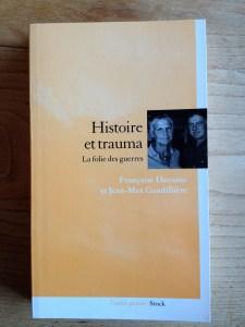 Histoire et trauma