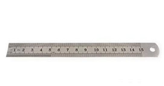 type of linear gauge (scale)