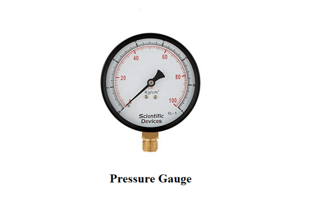 pressure gauge Scientific instrument