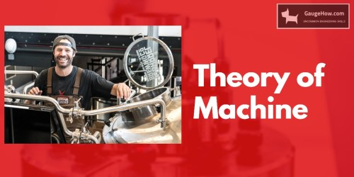 theory of machine