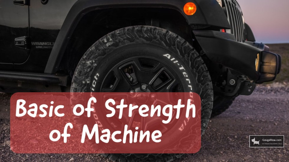 free course of strength of machine