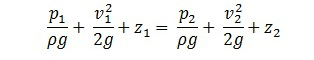 Bernoulli equations