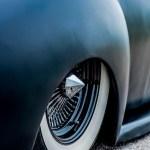 Malvin Weaver 1940 Mercury Coupe on Air Ride