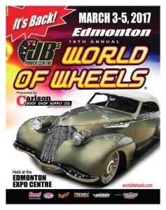 18th Annual World of Wheels presented by Carlson Body Shop Supply LTD