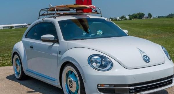 2015 vw beetle classic edition gauge