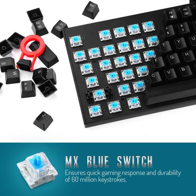 Mpow Mechanical Gaming Keyboard4