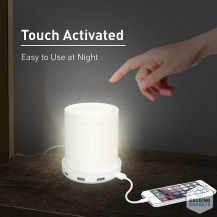 Macally LED Desk Lamp 4