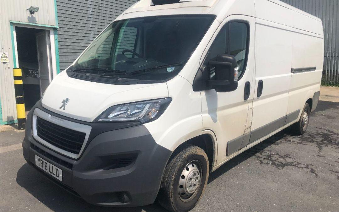 Refrigerated Vehicle Fleet – Walker Singleton Online Auction