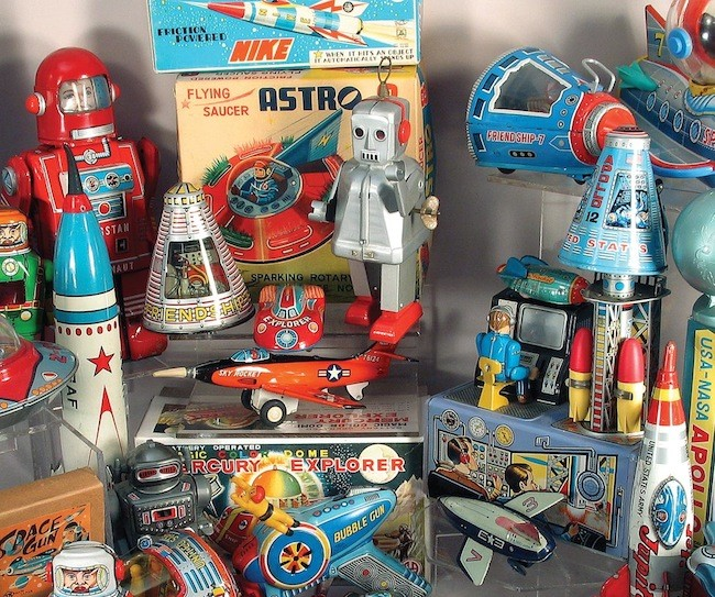 Most valuable collectables likely to be found in the nation's attics