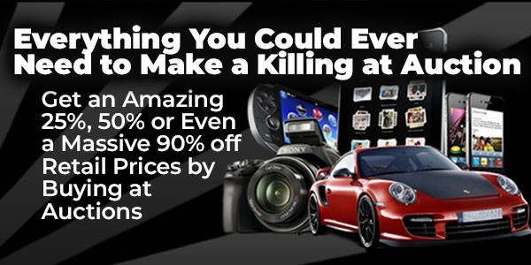 How Make a Killing by Buying at Car Auctions
