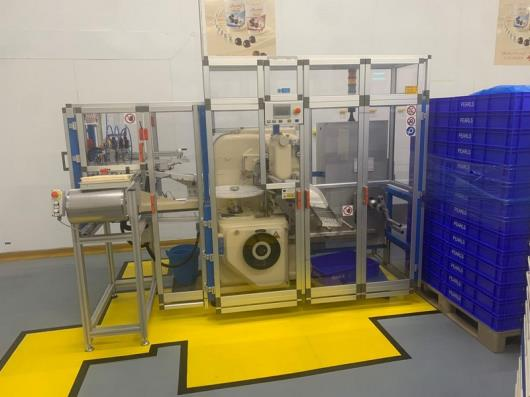 Equipment from one of the Major Confectionery Producers in the UK l UK Food Machinery Ltd
