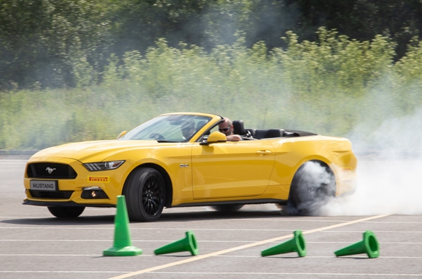 The British Motor Show reveals action-packed, adrenaline-fuelled Live Arena as countdown continues