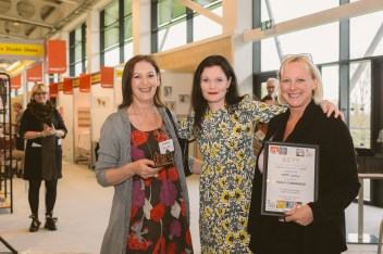 Giftware Association - Highly Commended - WUD Lighting
