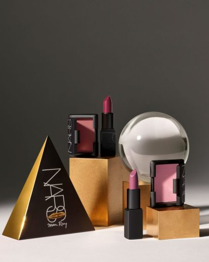 Man Ray for NARS Holiday Stylized Image - NARS Love Triangles 1 - jpeg