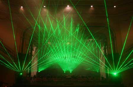 inn lightshow