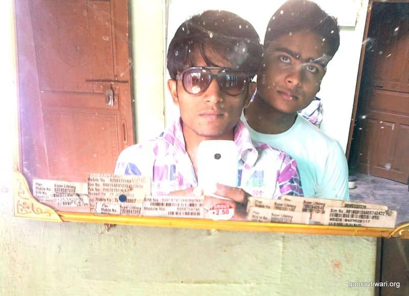 After holi Gaurav