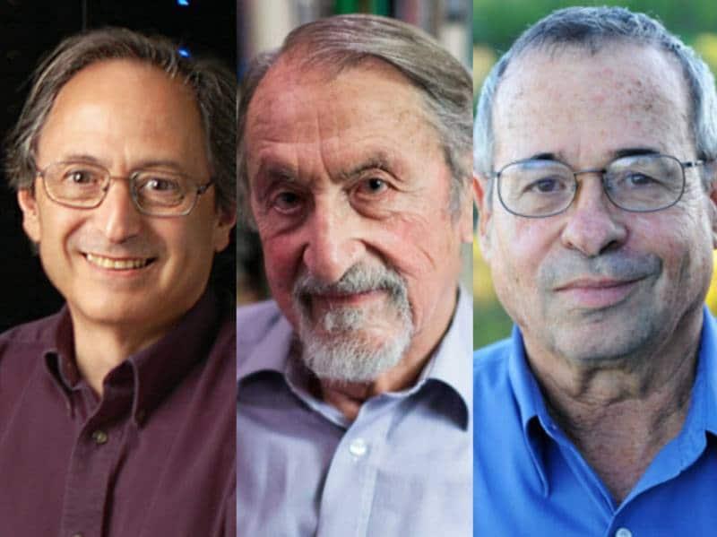 nobel prize winners chemistry 2013