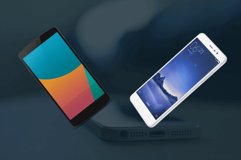 google nexus 5 vs redmi note 3