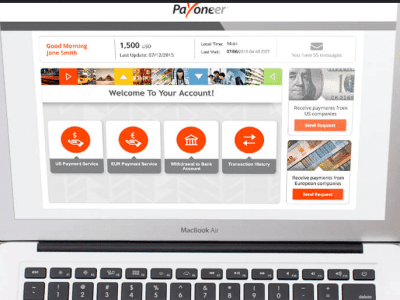 Payoneer Featured