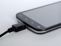 smartphone charging
