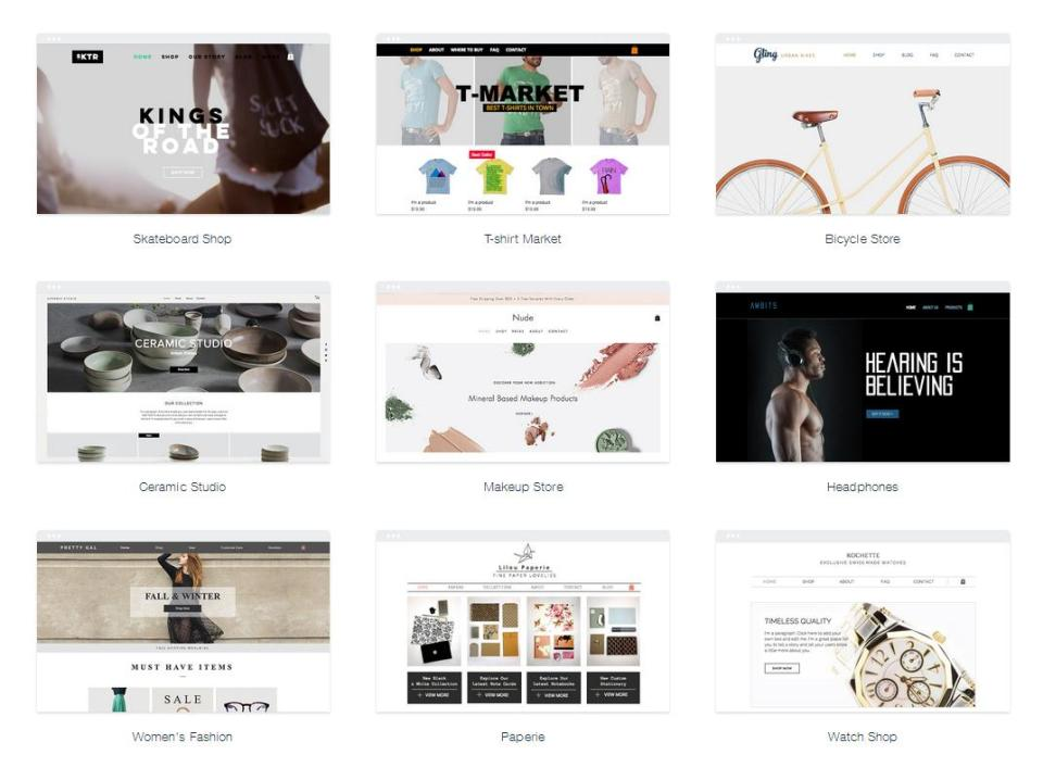 Why you should be using Wix Stores to create your Online Store? 1