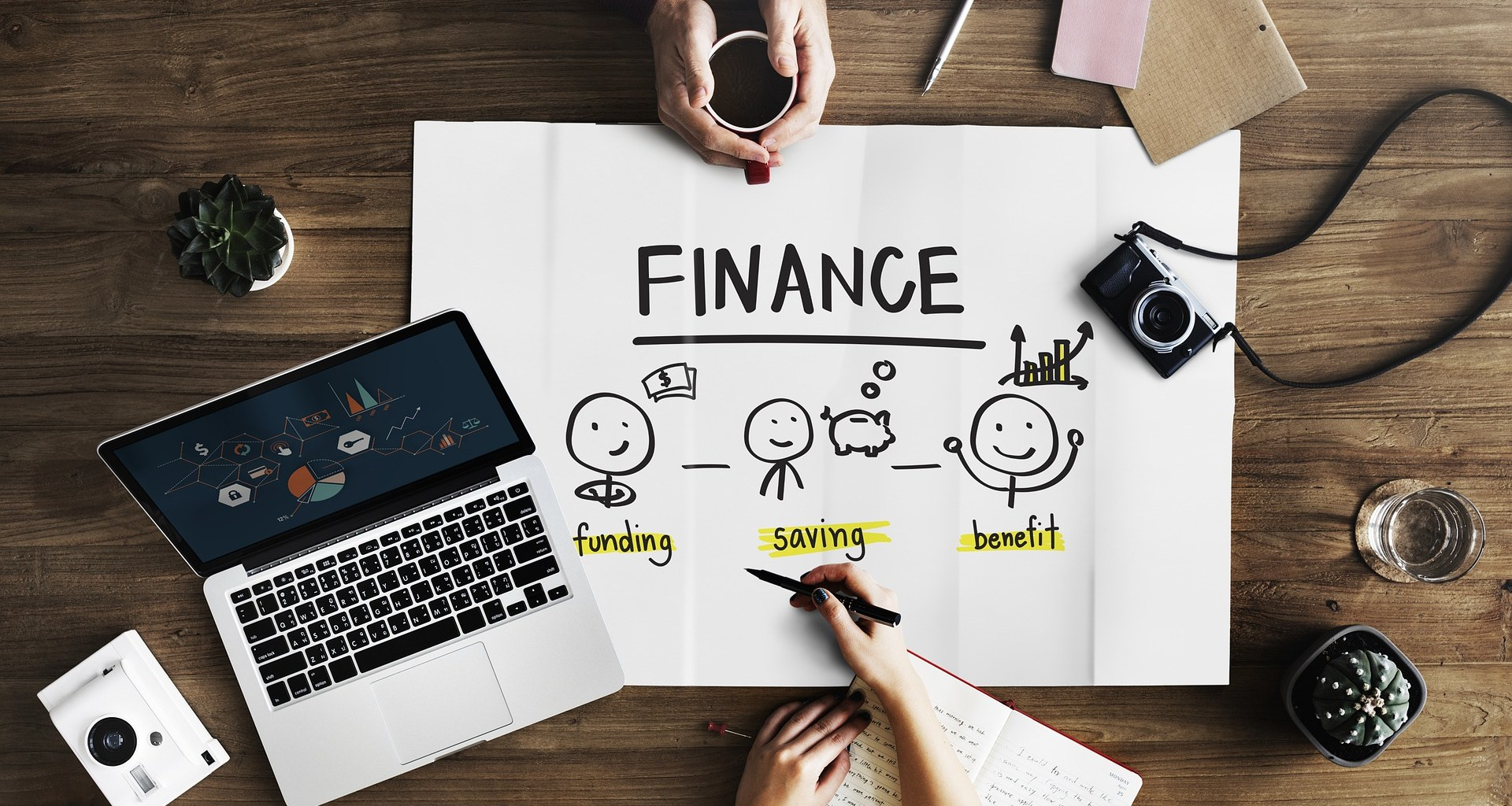 5 Finance Steps to Help You Get Your Life Together 1