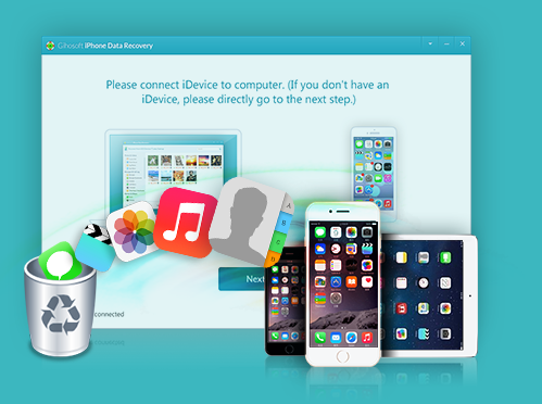 Recover your lost data with Gihosoft iPhone Data Recovery 4