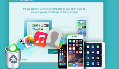 Recover your lost data with Gihosoft iPhone Data Recovery 1