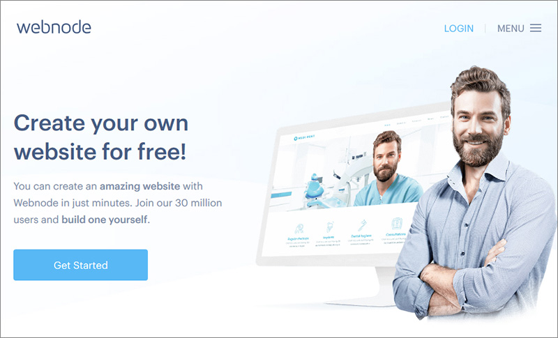 The Top 10 Best Free Website Builders for You 15