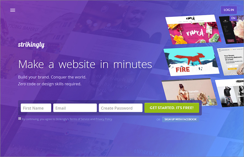 The Top 10 Best Free Website Builders for You 21