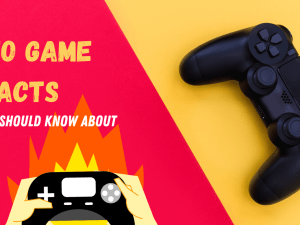 Copy of Video Game Facts