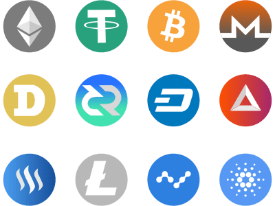cryptocurrency list top10