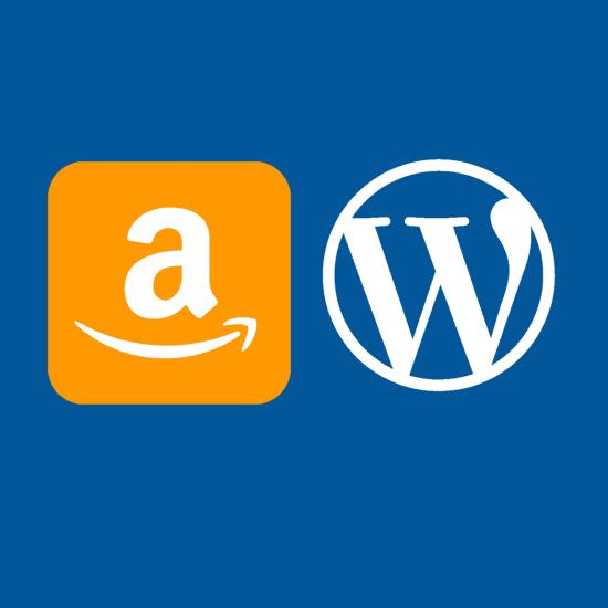 amazon wordpress