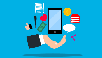 mobile phone, apps, marketing