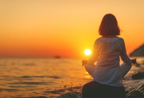 La meditación te prepara para enfrentarte a los eventos estresantes