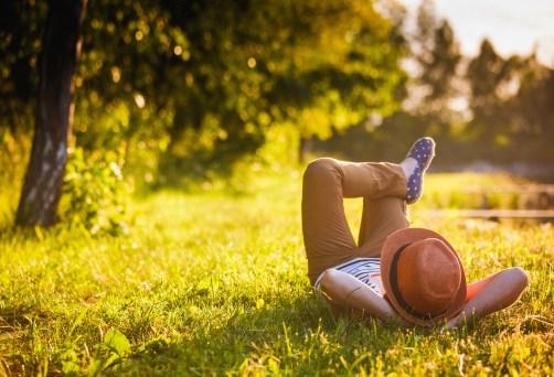 Sábado de descanso y relajación profundas