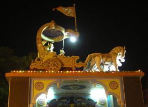 दहशत के साए में रही कृष्ण की नगरी मथुरा