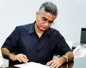 मुख्य सचिव जावेद उस्मानी