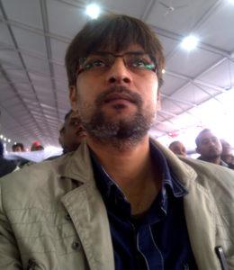 सपा की रैली स्थल से बी.पी. गौतम
