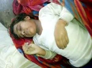 हरिद्वार में कनखल के सती घाट पर काले बैग में निकला बच्ची का शव