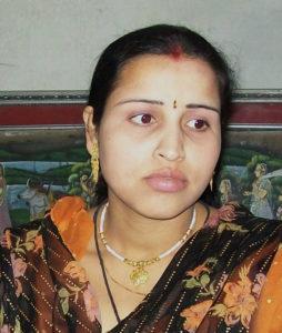 यौन शोषण की शिकार ज्योति शर्मा का फाइल फोटो