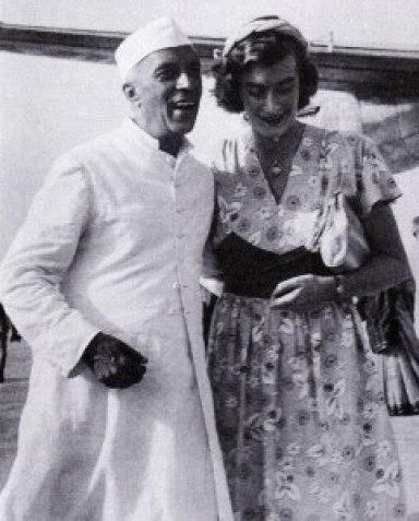 नेहरू-गांधी खानदान और इश्क