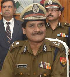पुलिस महानिदेशक अरुण कुमार गुप्ता
