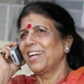 कैबिनेट मंत्री इंदिरा हृदयेश