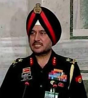 मेजर जनरल रणबीर सिंह